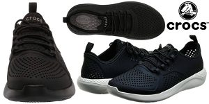 Chollo Zapatillas deportivas Crocs Literide Pacer K para niños