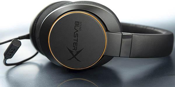 Creative Sound BlasterX H6 cascos micrófono oferta