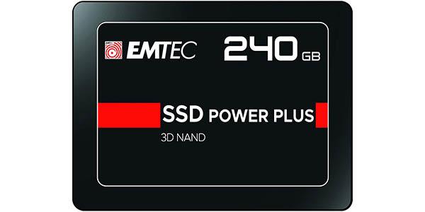Disco Emtec SSD Power Plus 3D Nand de 240 GB