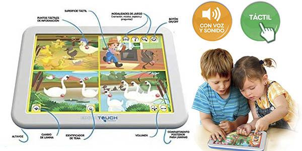 Educatouch Junior Érase una vez juego educativo oferta