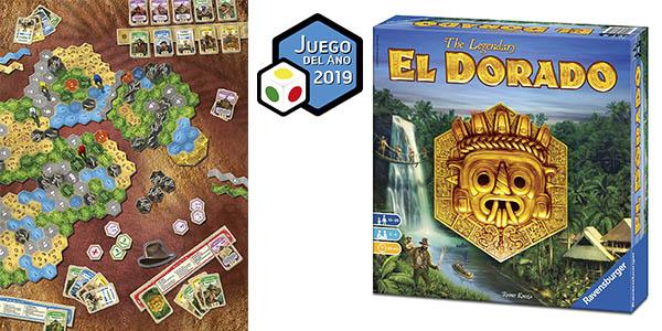 El Dorado juego mesa barato