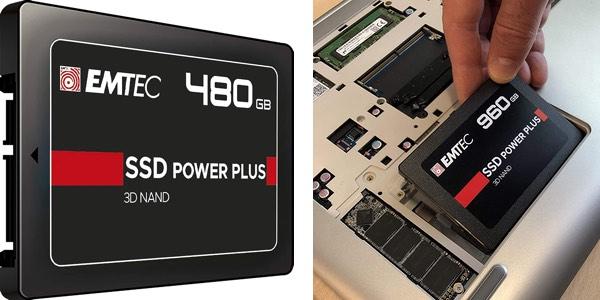 Emtec SSD Power Plus barato