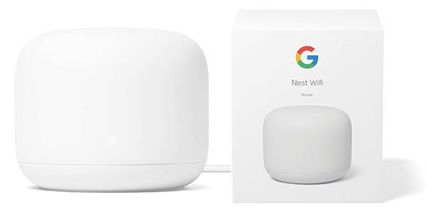 Router Google Nest WiFi con el Asistente de Google