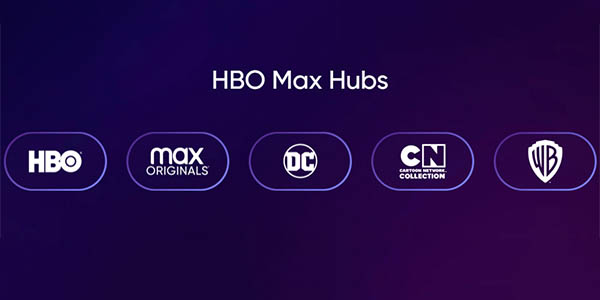Contenido de HBO Max