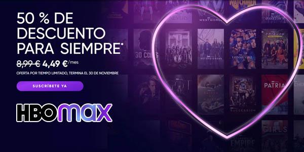 Promoción lanzamiento HBO Max