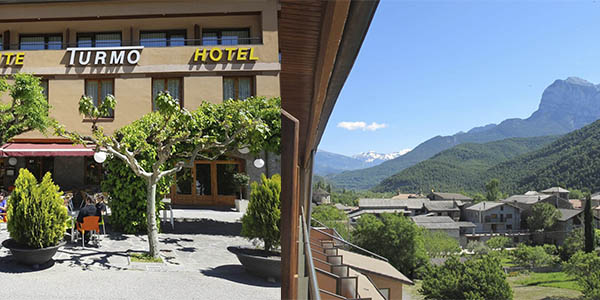 Hotel Turmo Labuerda Huesca chollo