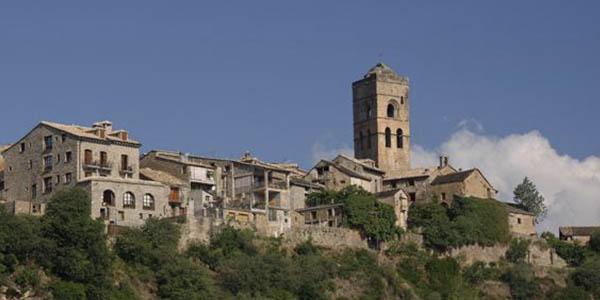 Hotel Turmo Labuerda Huesca escapada barata
