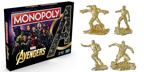Monopoly Avengers barato