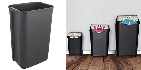 Keeeper cubo basura 50 litros oferta