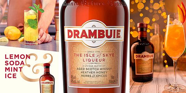 Licor de whisky Drambuie de 700 ml barato