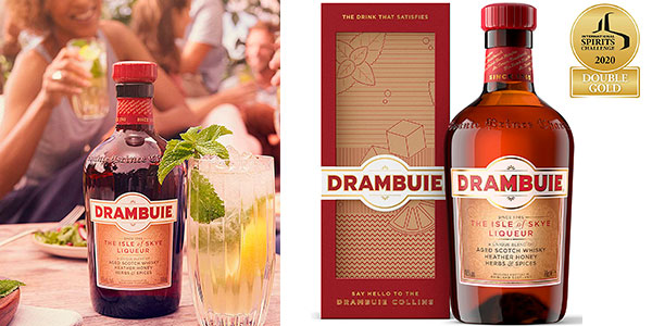 Chollo Licor de whisky Drambuie de 700 ml