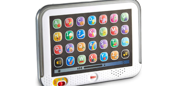 Mi primera Tablet de Fisher-Price (Mattel CDG61) barata en Amazon
