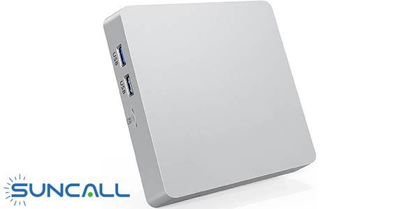 Mini PC Suncall (Atom Z8350, 8 GB RAM,128 GB, W10 Pro)