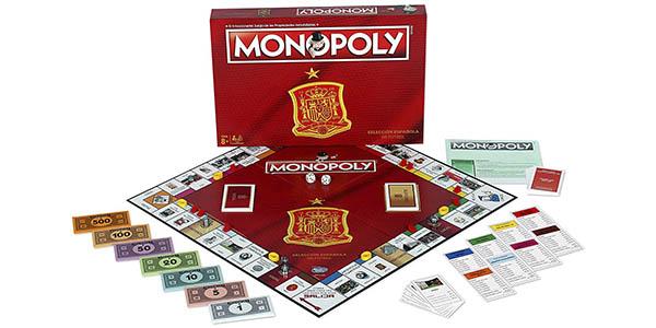 Monopoly selección española chollo