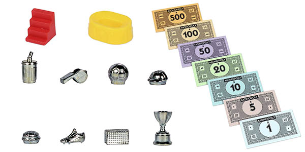Monopoly selección española juego oferta