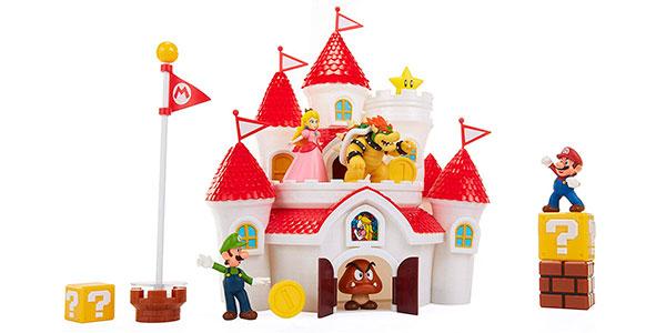 Set Castillo de la Princesa Peach con 5 figuras barato