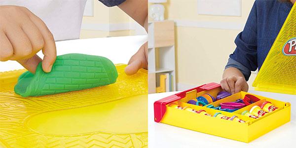 Super Maletín Play-Doh con plastilina y herramientas barato