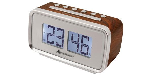 Radio despertador Soundmaster UR105br barato