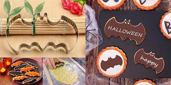 Set Jiasha de 11 cortadores de galletas de Halloween barato
