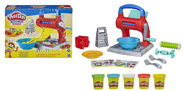 Play-Doh Kitchen Creations Juego de Fideos barato en Amazon