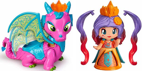 Set Reina y Dragón Volador de Pinypon barato