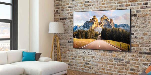 "Smart TV Samsung 55AU7105 2021 UHD 4K HDR10 de 55"" barato"