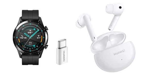 Smartwatch Huawei Watch GT2 sport barato