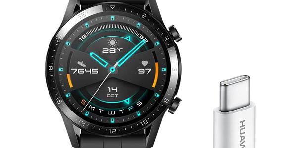 Smartwatch Huawei Watch GT2 sport en oferta