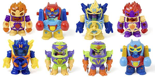 SuperThings Power Machine Powerbots chollo