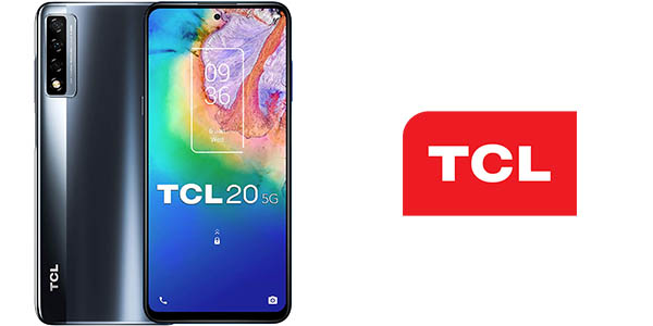 Smartphone TCL 20 5G