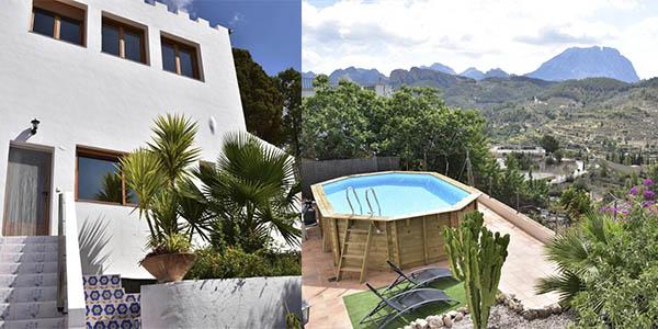 Villa Pico Sella alojamiento barato