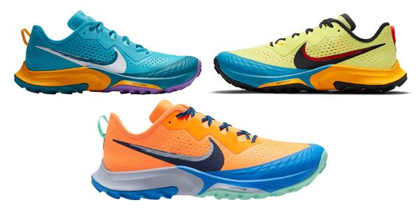 Zapatillas de trail running Nike Air Zoom Terra Kiger 7 para hombre baratas en Nike