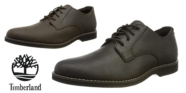 Zapatos de cordones Timberland Woodhull Oxford Basic baratos en Amazon