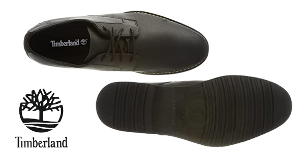 Zapatos de cordones Timberland Woodhull Oxford Basic chollo en Amazon